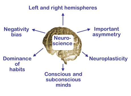 Figure 5. These features and functions of the human brain are relevant to working smarter and enhancing creativity and innovation.